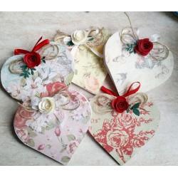 Валентинка  любовна картичка