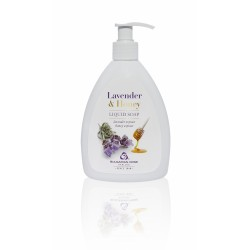 LAVENDER AND HONEY ТЕЧЕН САПУН 290 МЛ