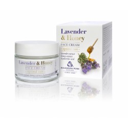 LAVENDER AND HONEY КРЕМ ЗА ЛИЦЕ 50 МЛ