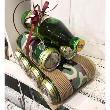 Подарък Танк от бира