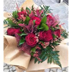 """Букет - Червени Рози """"Любов"""""""
