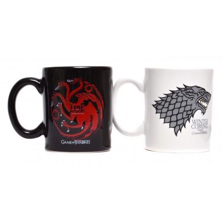 Комплект от две Чаши за еспресо Game of thrones