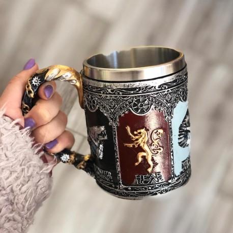 Чаша от Game of thrones, Targaryen