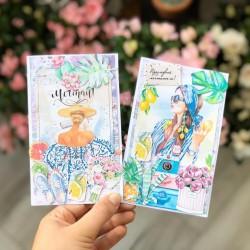 Тропически картички